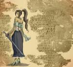 Final Fantasy Tactics Girl
