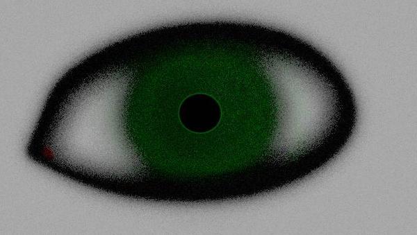 Green Eye by efra995