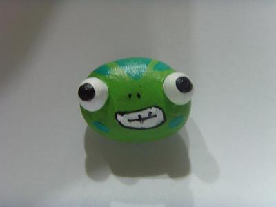 Prince who turns into a frog by Ctiu