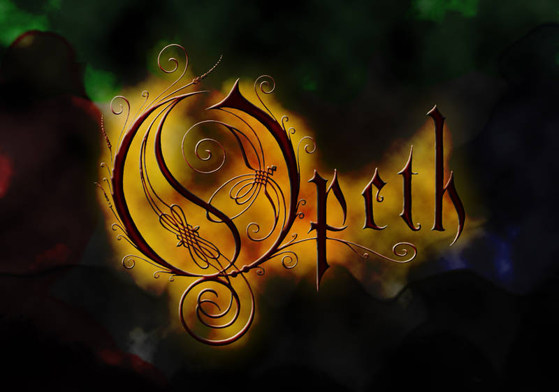 Opeth Logo by kristardm