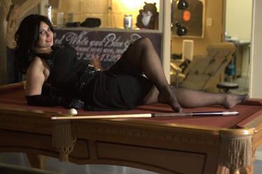 Pin up pool table III