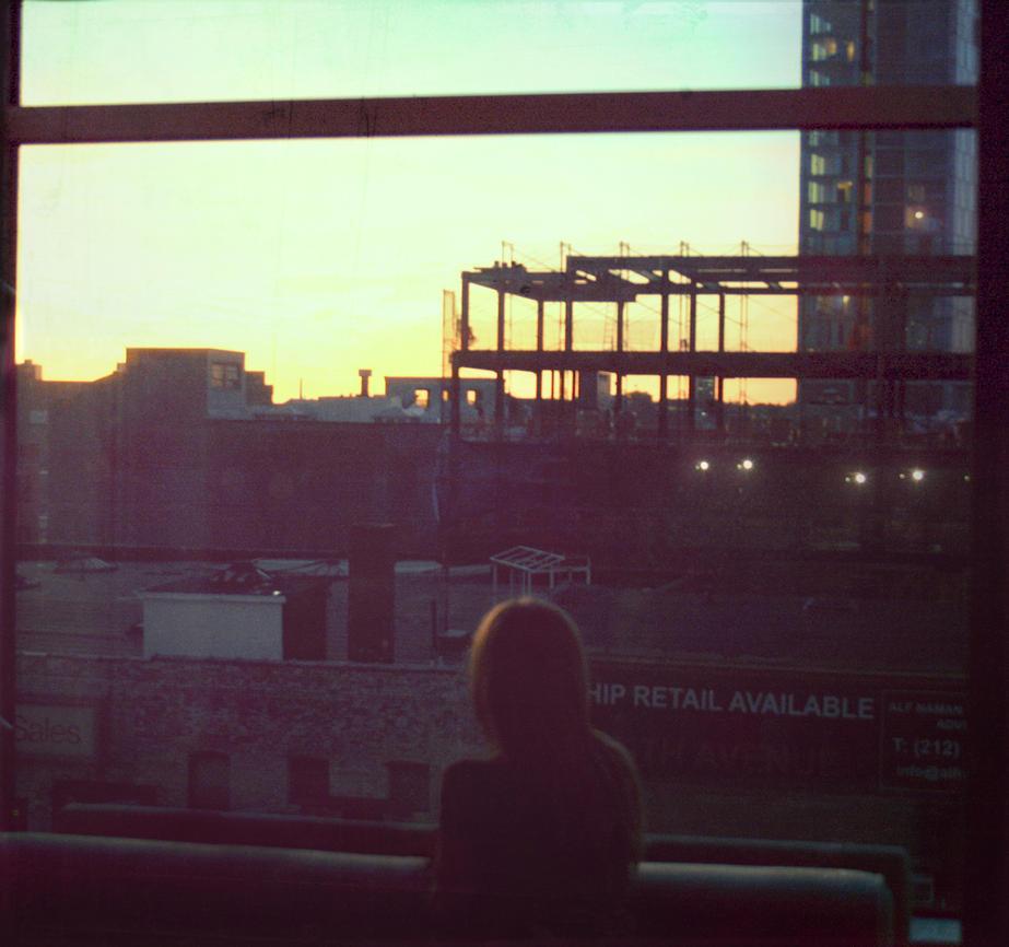 .the window. by TreMenda