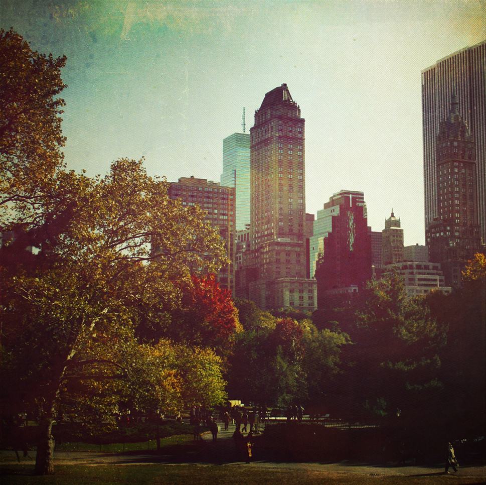 Central.Park by TreMenda