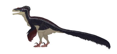 Achillobator (JP3 Male vr.) by Mesozoic0906