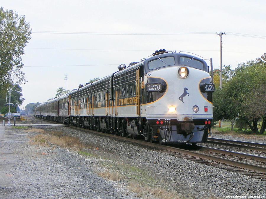 NS OCS Train NS 4270 by the-railblazer