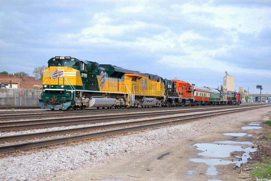 Weekend in Illinois I by the-railblazer