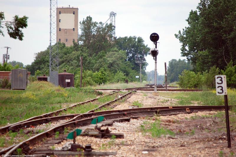 Milepost 33 by the-railblazer