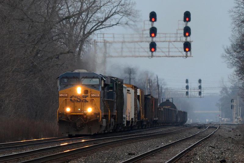 CSX Q327-03 2-4-12 by the-railblazer
