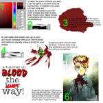PS7 Tutorial on Blood
