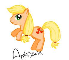 Applejack by chilce