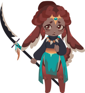 Dark Healer Eirene