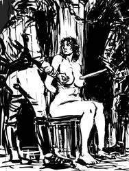 Female spy(ask) by cenart