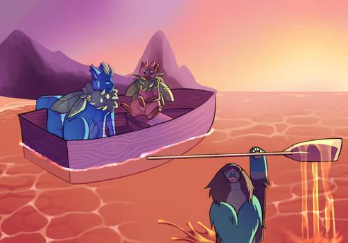 [Q] Expl-oar-ing The Ocean