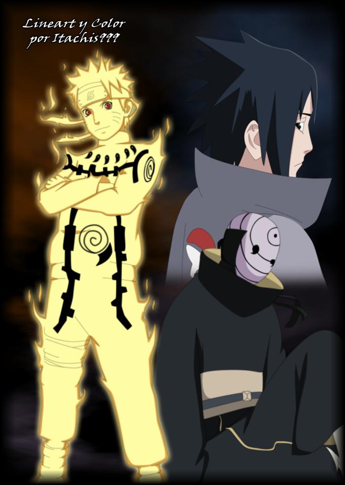 Naruto portada por Itachis999 by Itachis999