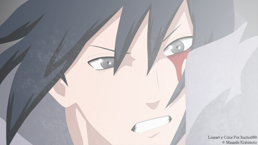 Sasuke by Itachis999