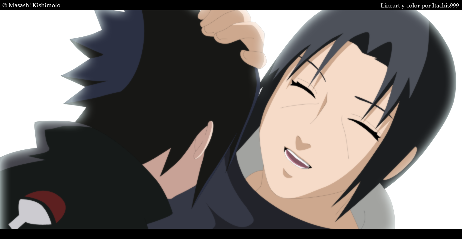 Sasuke and Itachi by Itachis999 on DeviantArt