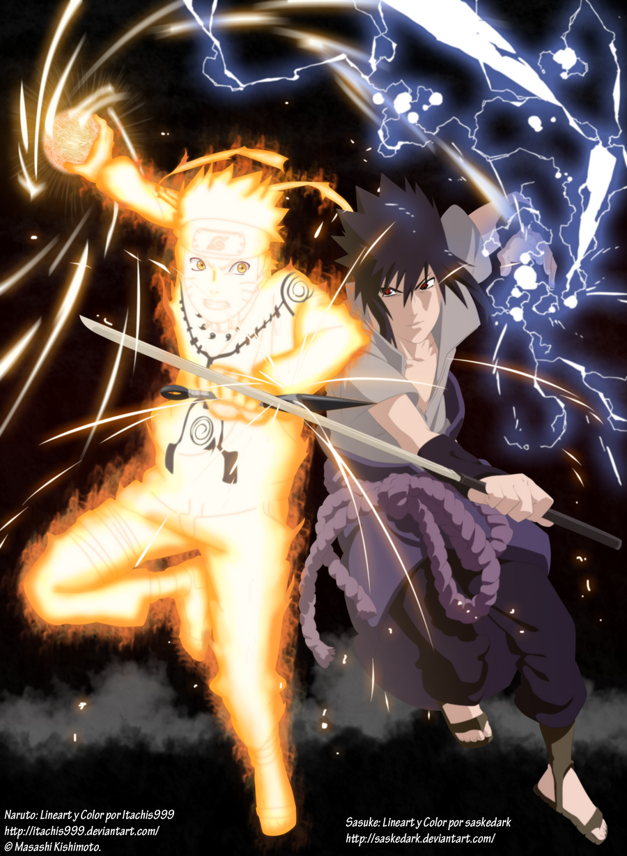 Sasuke Needs 2 Power