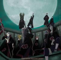 Road to Ninja Akatsuki by Itachis999