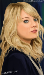 Gwen Stacy by Itachis999