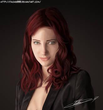 Susan Coffey by Itachis999