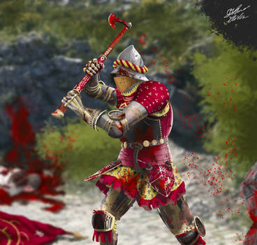 Just a knight