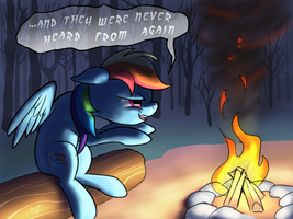 And They Were Never Heard From Again by TopGull