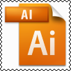 Adobe Illustrator Stamp by mclaranium