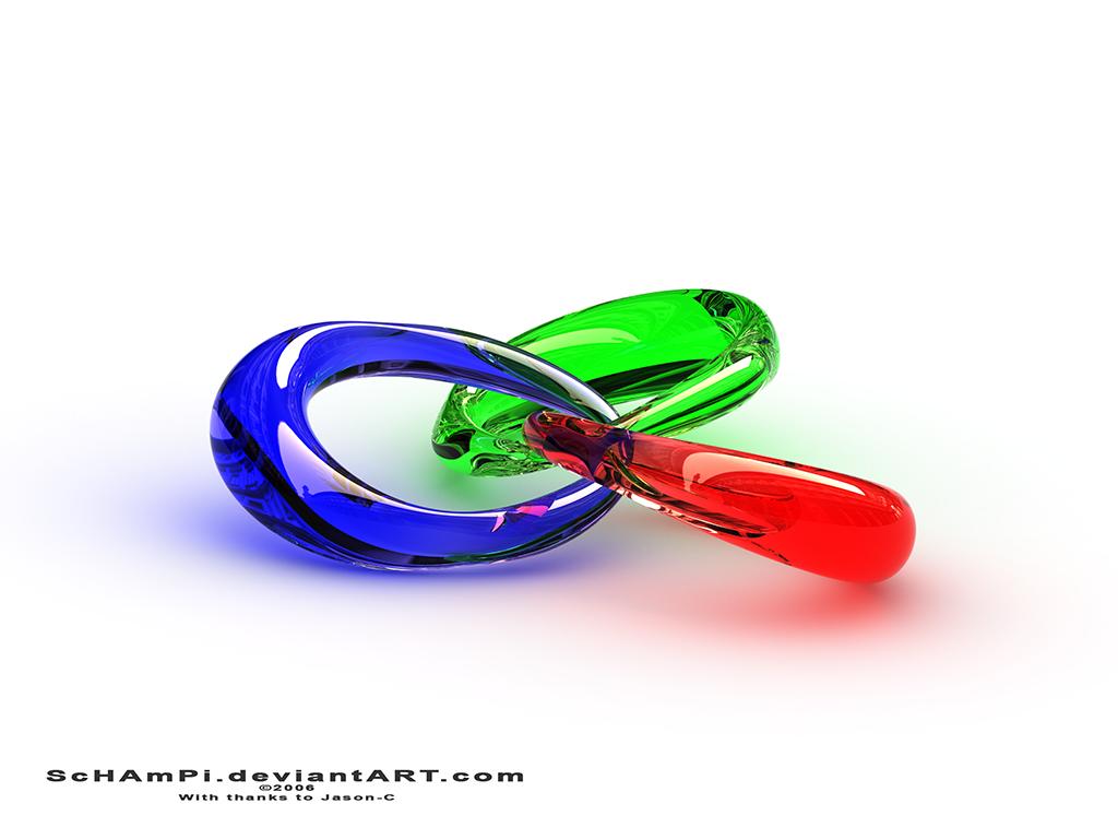 RGB Rings by ScHAmPi