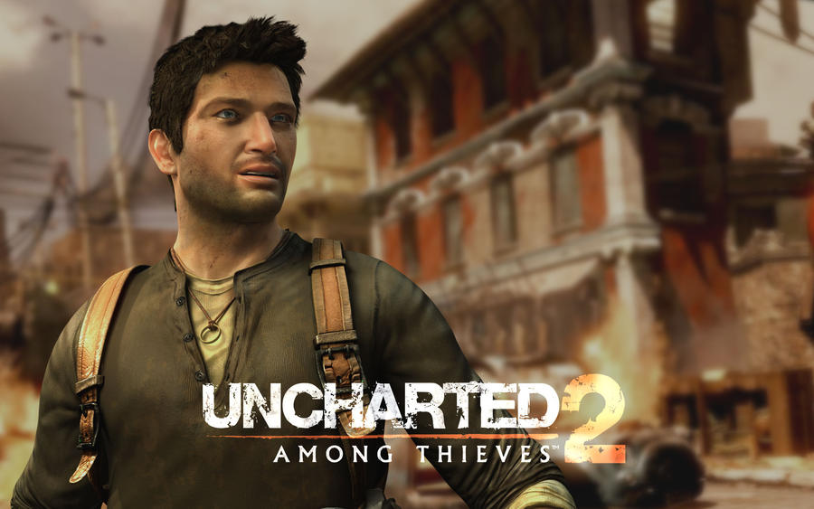 Uncharted 2 Render By TommyWright