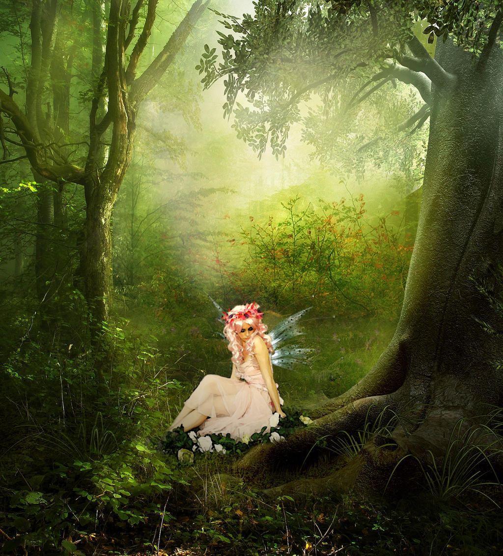 Enchanted Fairy-Tale by gworks