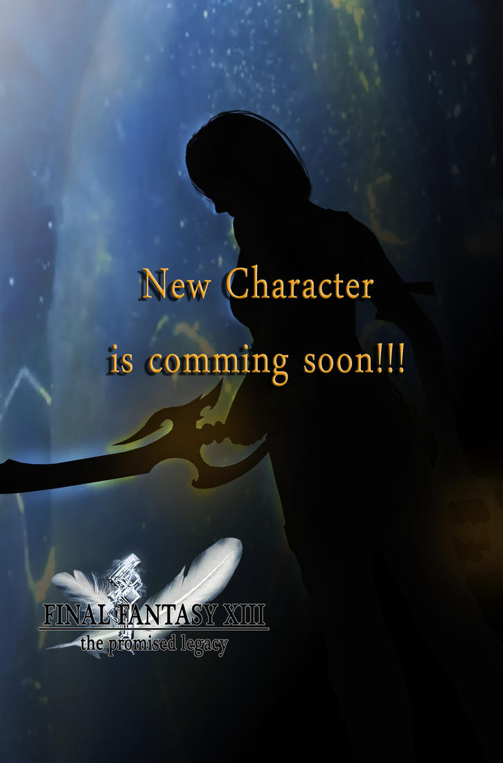 NEW CHARACTER by SerenaKaori87