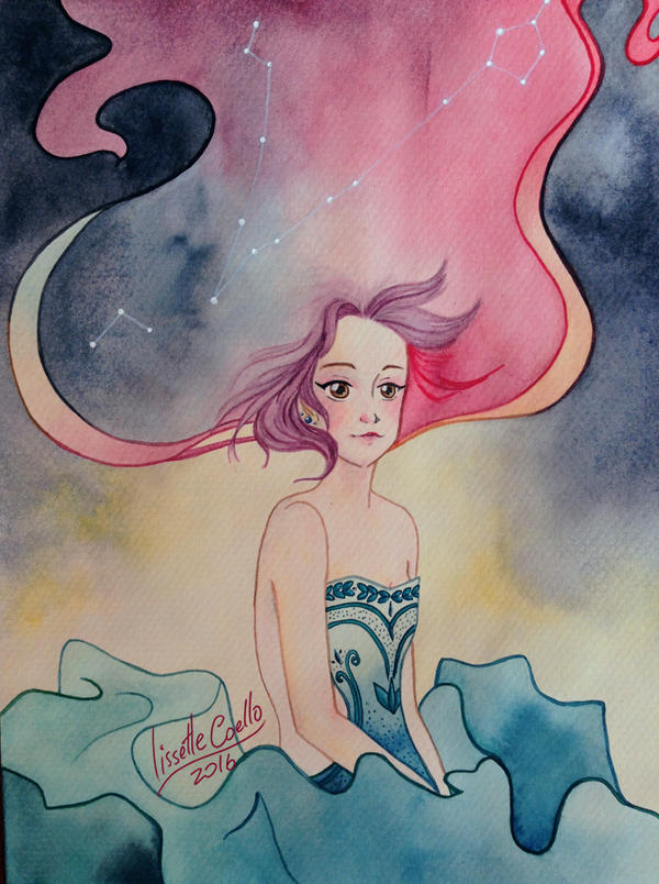 Constellations by lisswish