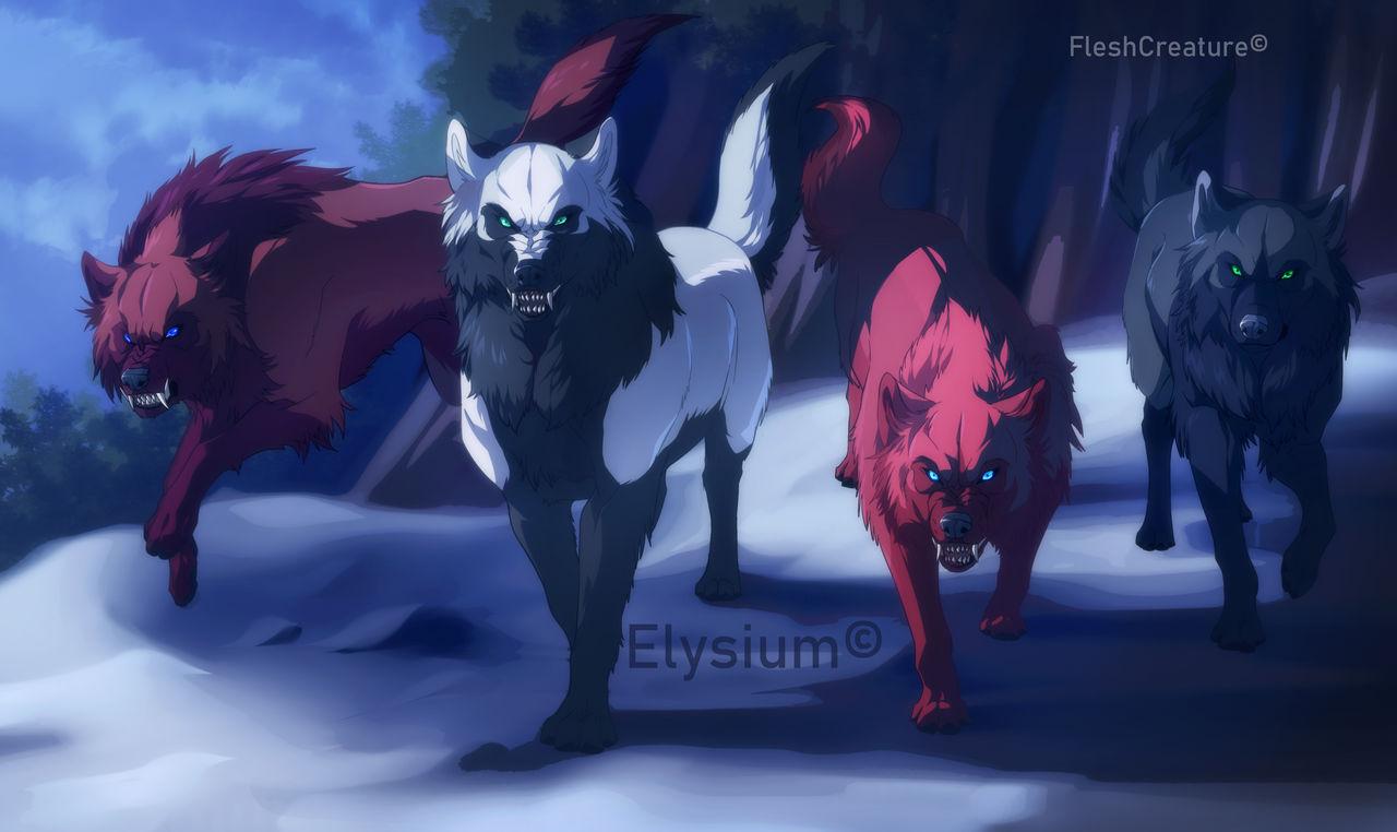 The Pack - Elsyium