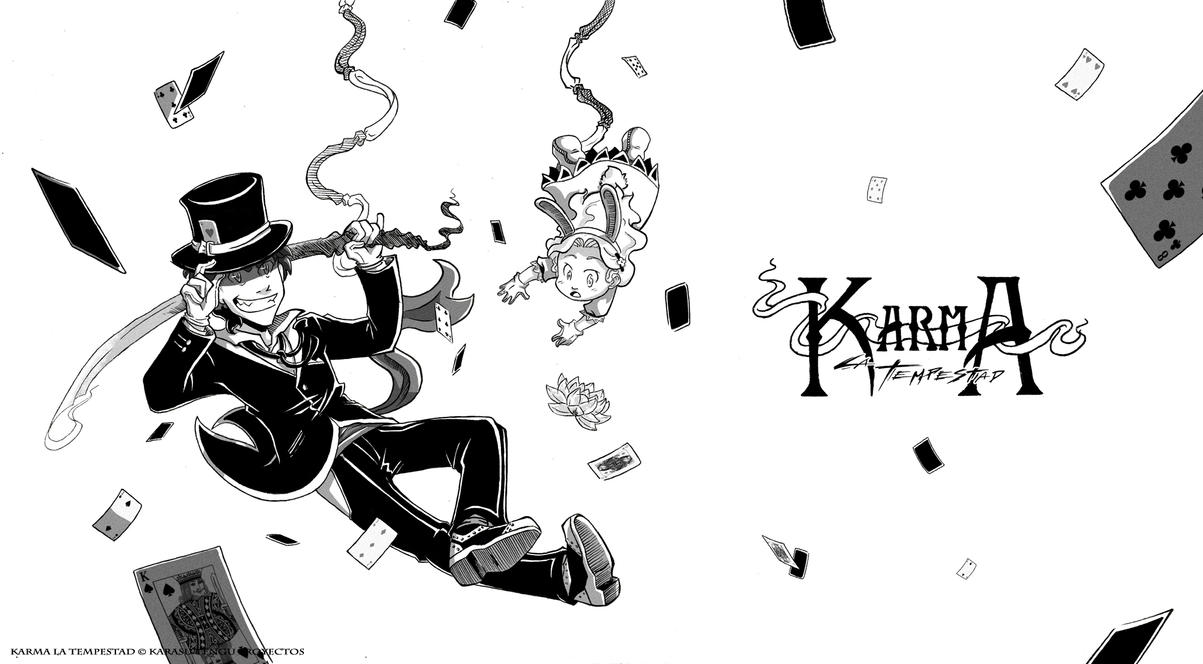 KarmA - MAGIC by KarasuTenguProyectos