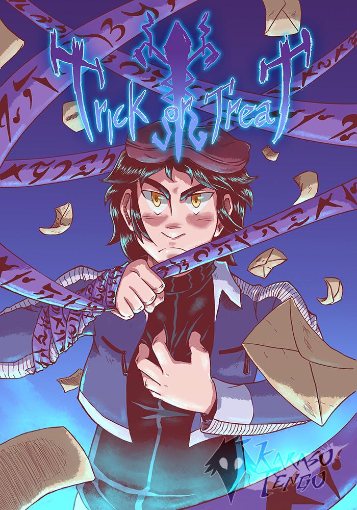 Trick or Treat - Cover by KarasuTenguProyectos