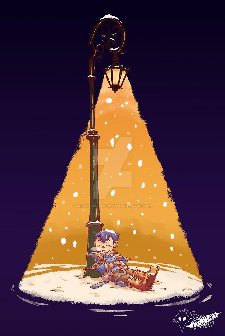 Snow by KarasuTenguProyectos