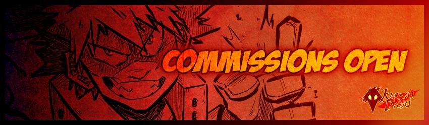 Comision by KarasuTenguProyectos