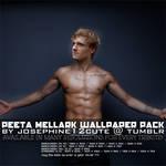 Peeta Mellark Wallpaper Pack by josephine12cute