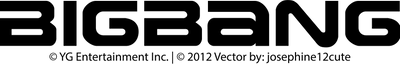 BIGBANG Logo Vector