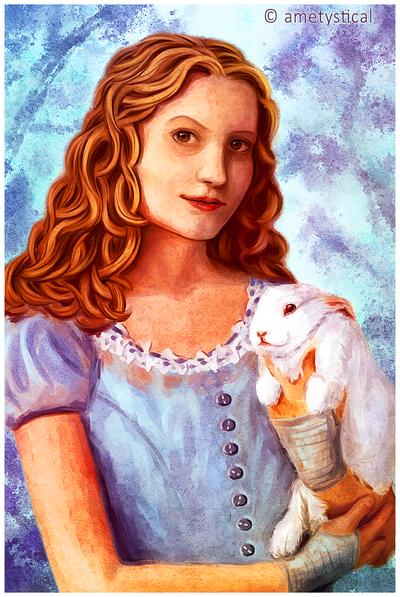 Alice Portrait by Ametystical