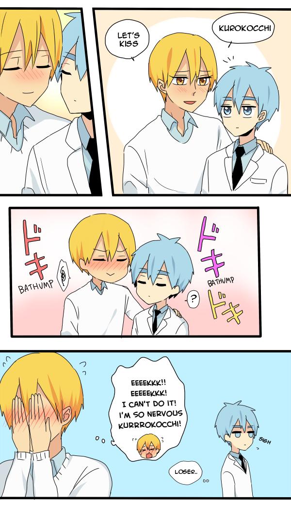 Kikuro comic 1 by eritan