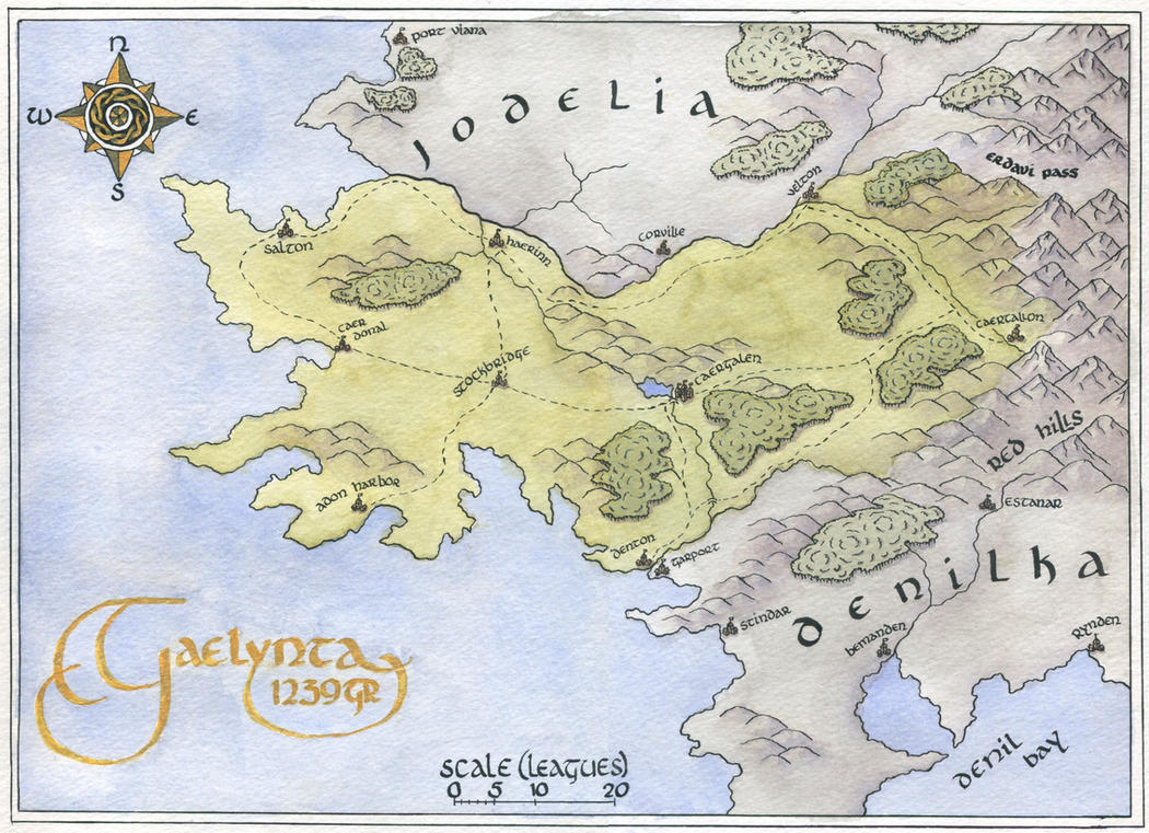 Gaelynta by Gidde