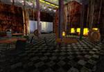 Asylum Level - Break Room