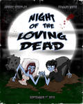 Night of the Loving Dead - Commission for Jessey by thezombified