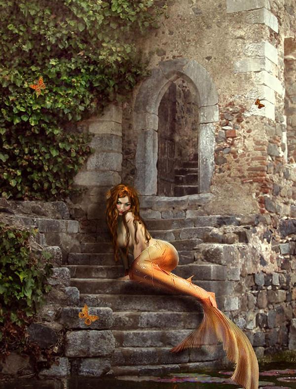 Little mermaid by Mimiiiiz