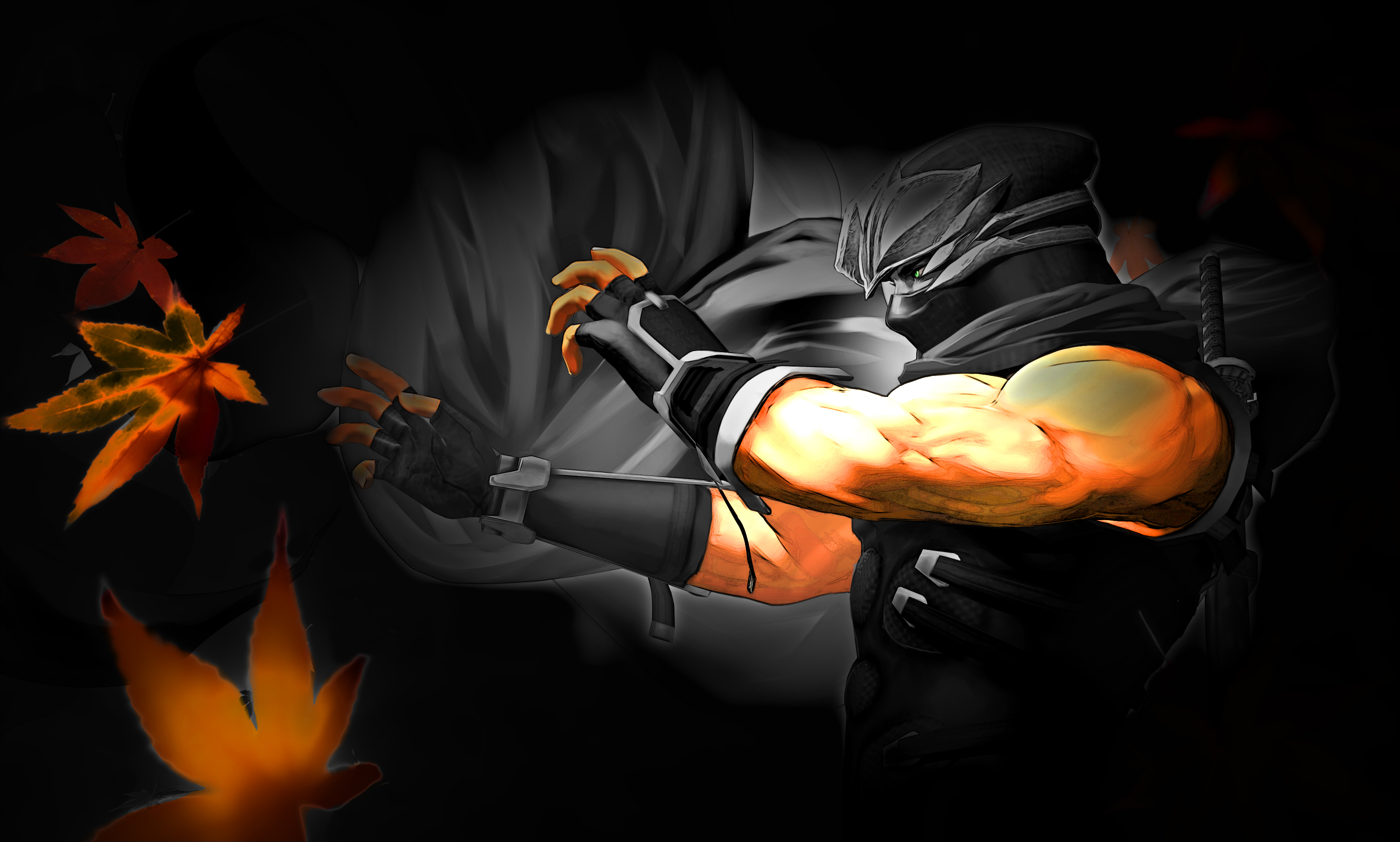 Ryu Hayabusa By DoktorAtlas On DeviantArt
