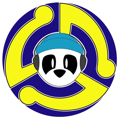 DJ Panda Logo by ProphetEKA on deviantART