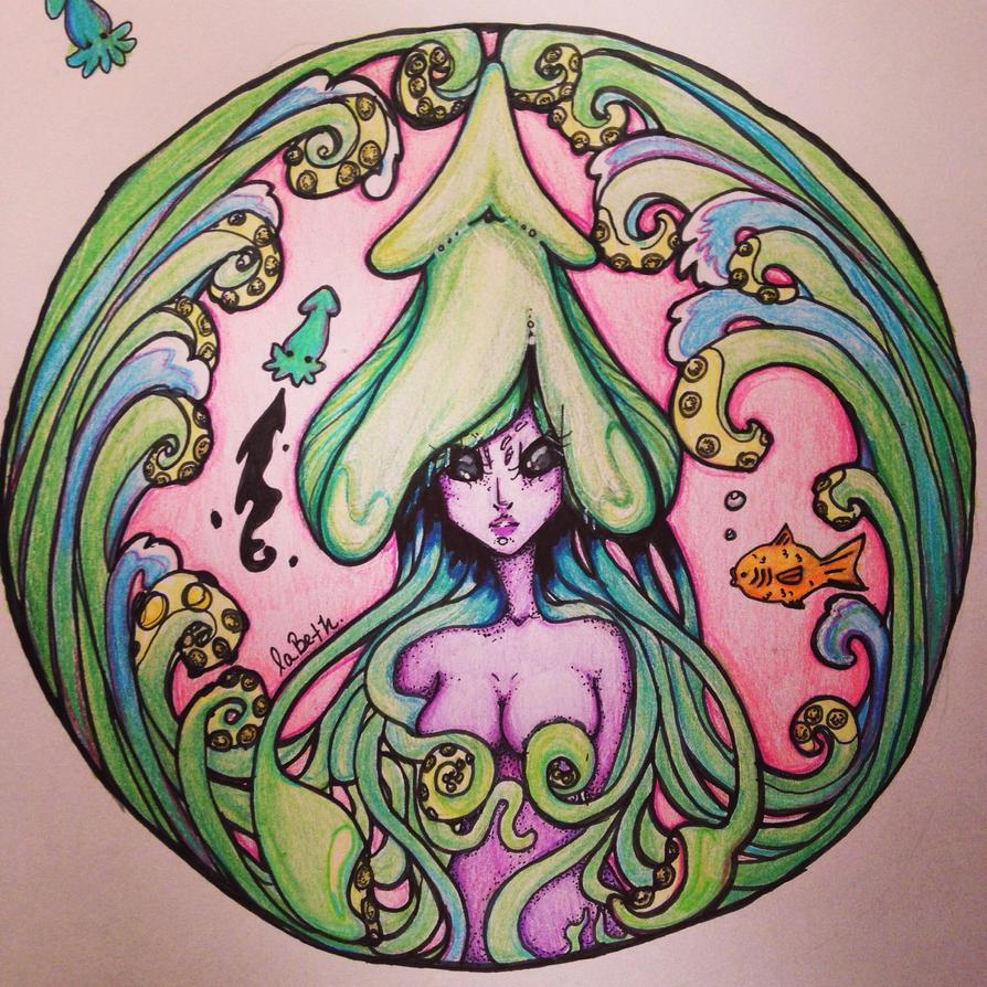 Ink  by kaylainuzuka67
