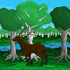 sprite Deer1 by Erutz