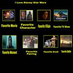 My I Love Disney Star Wars Meme